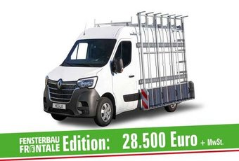 [Translate to English:] renault master fensterbau frontale edition